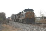 CSX 5485 and train Q034